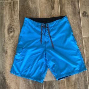 Men's Blue Boardshorts